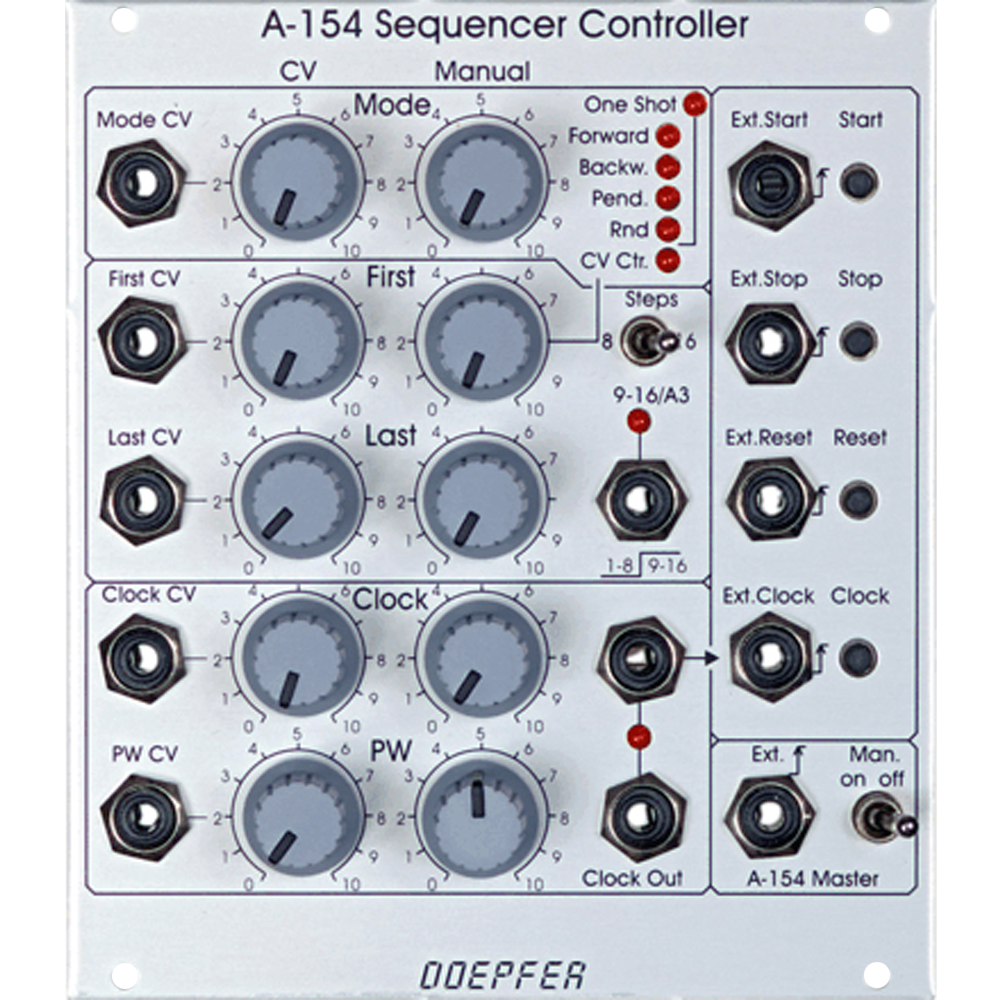 A-154 Sequencer Controller