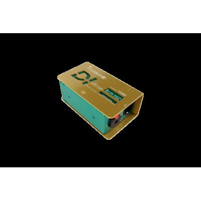DIVerse GREEN HiZ - passive DI Box 1ch HiZ