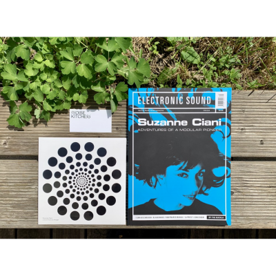 Electronic Sound - Issue 66 & Vinyl Bundle