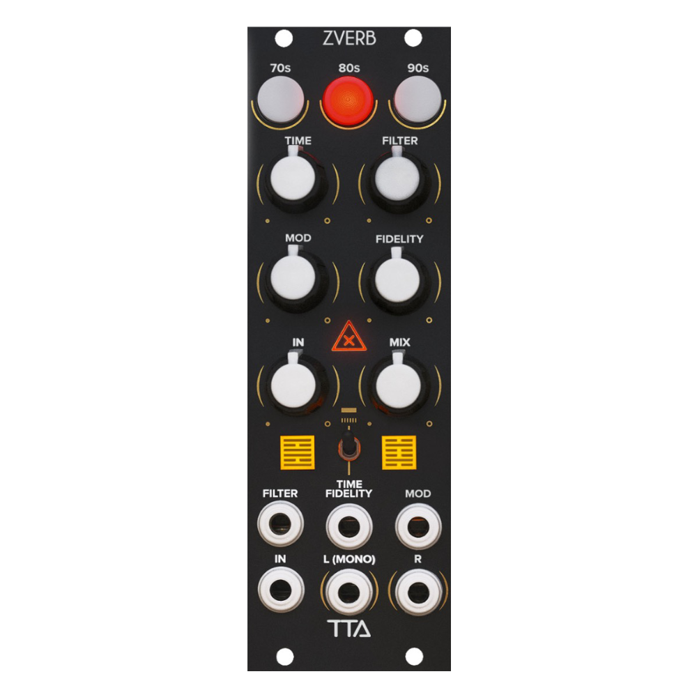 Tiptop Audio ZVERB Black