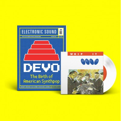 Electronic Sound - Issue 68 & Vinyl Bundle