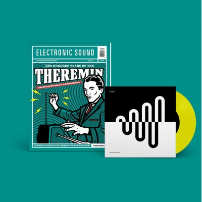Electronic Sound - Issue 70 & Vinyl Bundle
