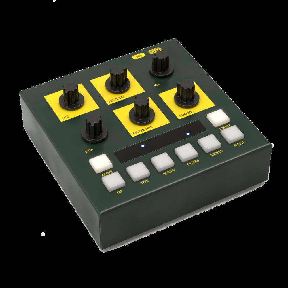 KOMMANDER – CV/Gate Motion Controller