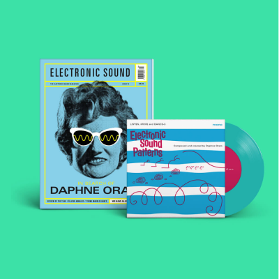 Electronic Sound - Issue 72 & Vinyl Bundle