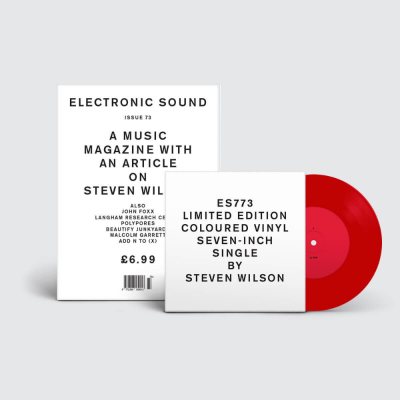 Electronic Sound - Issue 73 & Vinyl Bundle