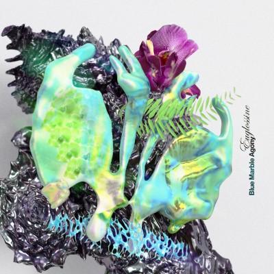 Euglosssine - Blue Marble Agony [Genot Centre]