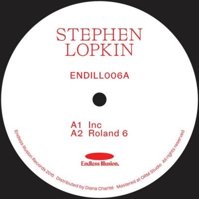 Stephen Lopkin / DimDJ - Split EP [Endless Illusion]