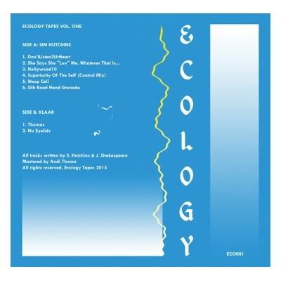 Sim Hutchins & Klaar - Ecology Tapes vol 1 [Ecology Tapes]