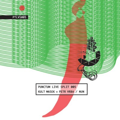 Kult Masek / Petr Vrba & NUN - Live [Punctum Tapes]