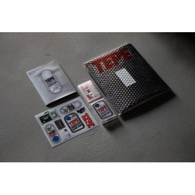 Oliver Torr - Trans European Postal Express [Self-Released]