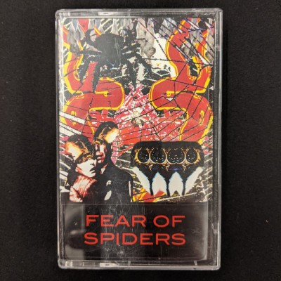 Nonhorse - Fear Of Spiders [Hypno Tapes]
