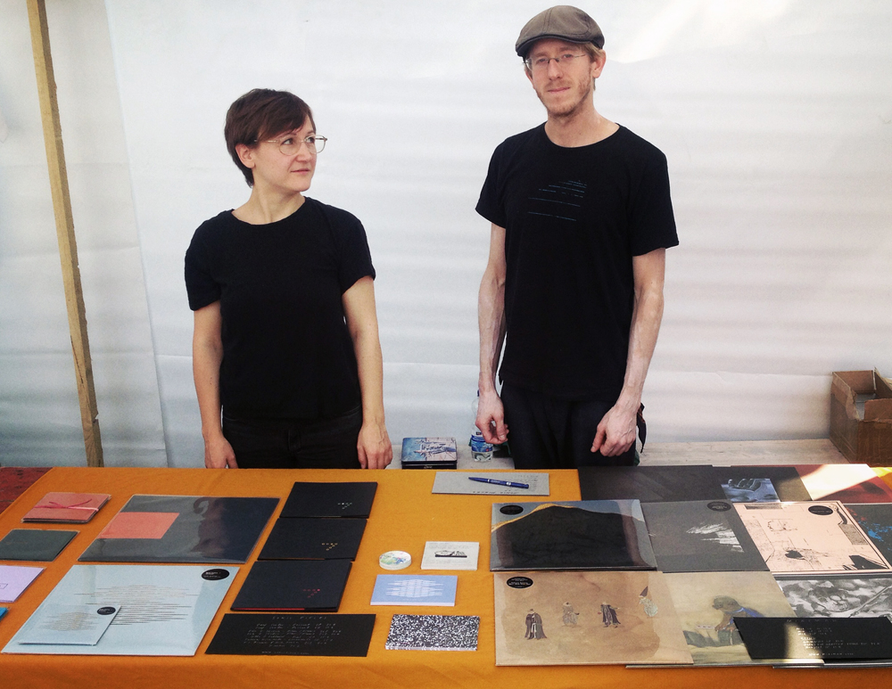 Vinyl arrives to our Distro store