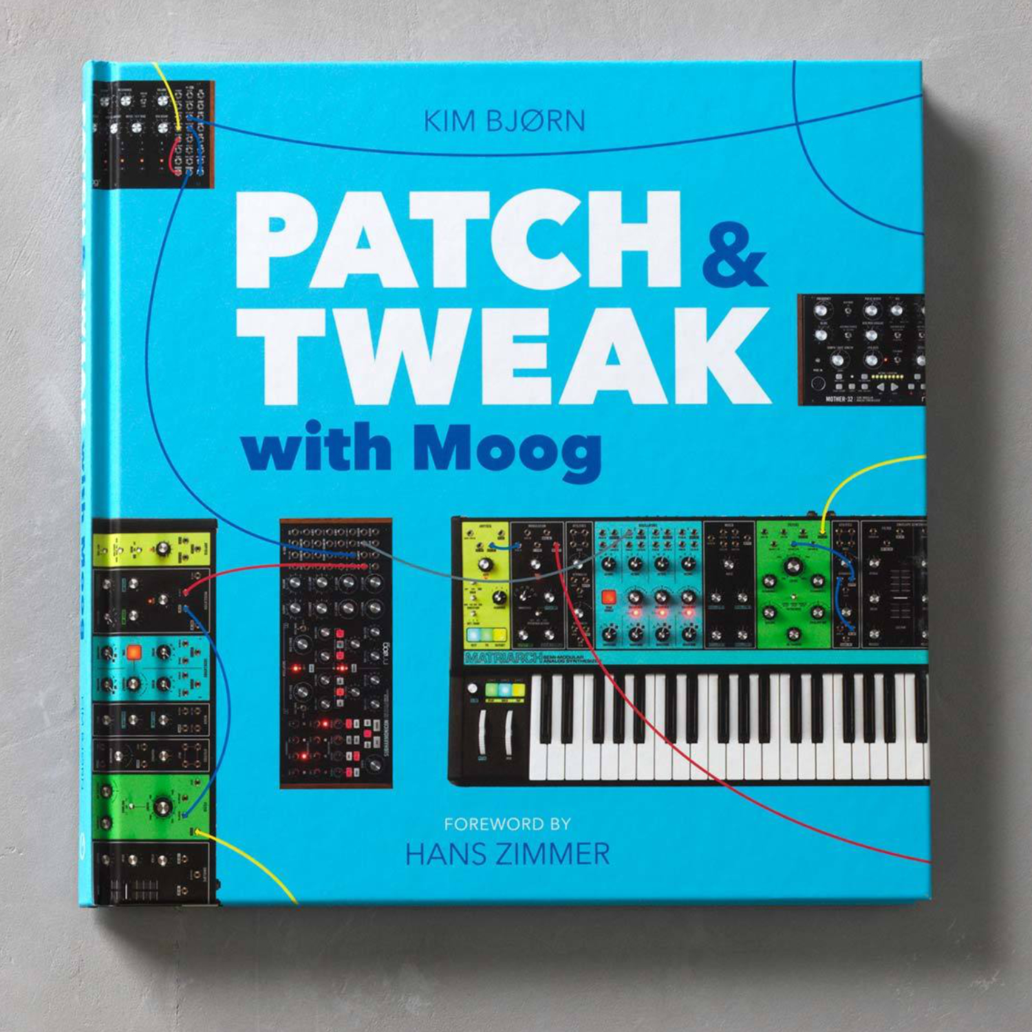 Book Review: Patch & Tweak With Moog