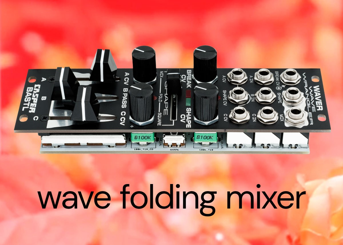 Wave folding mixer
